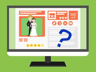 オススメの結婚式場探しサイト、最悪な広告事情が影響して「損した」に注意。。